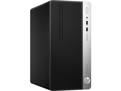 HP ProDesk 400 G5 Micro Tower Ci3 8th 1TB DVD 2