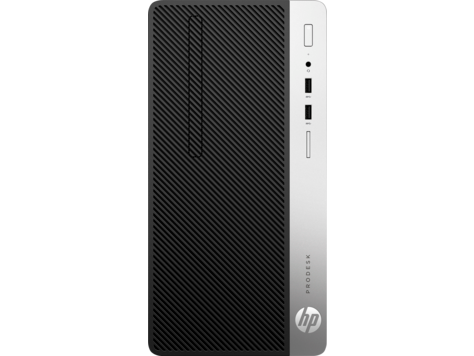 HP ProDesk 400 G5 Micro Tower Ci3 8th 1TB DVD 3