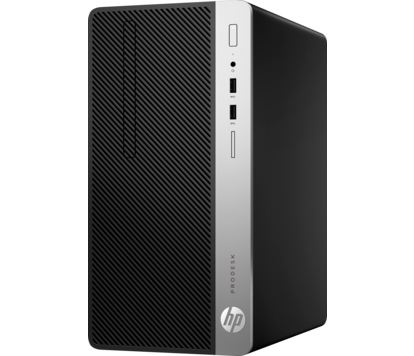 HP ProDesk 400 G5 Micro Tower Ci3 8th 1TB DVD